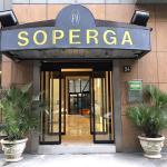 Hotel Soperga, Milan