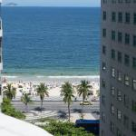SEA VIEW Flat Copacabana ilive061, Rio de Janeiro