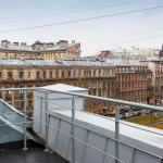 Apartment Mansarda12, Saint Petersburg