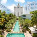The National Hotel, Ocean Front Resort, Miami Beach