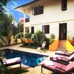 3 bedroom Seafront Villa Bay View,  Srithanu