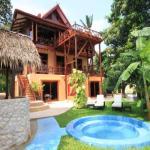 7 Bedroom Seafront Villa Phanghan, Srithanu