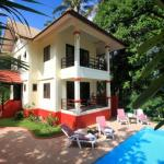 3 Bedroom Seafront Villa Island View,  Srithanu