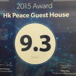 Hk Peace Guest House, Hong Kong