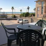 Lets Holidays Sea Views Studio in Castelldefels,  Castelldefels