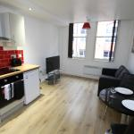 The Hyde Apartment,  Leicester