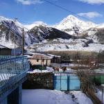 Blue Guesthouse, Kazbegi