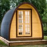 Hotel Pictures: Glamping Pod Merry-sur-Yonne, Merry-sur-Yonne