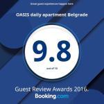 OASIS daily apartment Belgrade, Belgrade