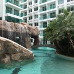 Apartment on Pattaya Jomtien Amazon residence B 1, Jomtien Beach