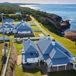 Fotografie hotelů: Green Cape Lightstation Cottages, Kiah