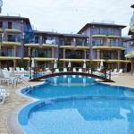 Apartment A16 in Garden Beach Complex,  Sozopol