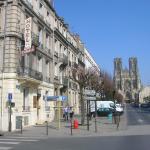 Hôtel De La Cathédrale, Reims