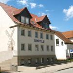 Hotel Pictures: Hotel in der Mühlenstadt, Woldegk