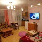 Apartment na Oktyabrskoi, Murmansk