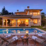 Villa Las Chapas Playa, Marbella