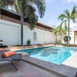 Dasiri Private Beach Pool Villa 41, Pattaya South