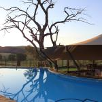 Zimbi Lodge,  Ouklip
