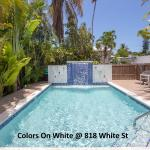 Colors on White, Key West
