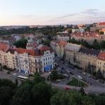 Apartmány Belveder, Brno