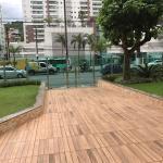 Apartamento Pé na Areia Em Santos, Santos