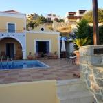 Marouso Villa, Panormos Kalymnos
