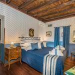 Blue Suite,  Rome