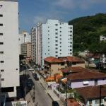 Apartamento 200mts da Praia, Santos