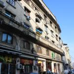 The apartment above the theatre, Bucharest