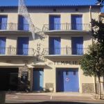 Chambres Rue de la République, Collioure