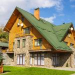 Villa Gnizdo Leleky, Skhidnitsa