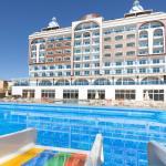 Albahir Deluxe Hotel,  Alanya
