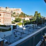 Luxus apartment facing Acropolis, Aten