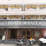 Hotel Maneck, Ooty