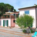 Villa Cicala, Procchio