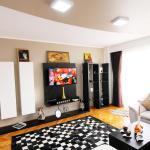 Charisma Two Bedroom Apartment, Bucharest
