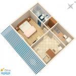 Apartment Zavalatica 4339e, Zavalatica