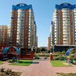 Apartments ZHK Keremet-3 on Timeryazev, Almaty