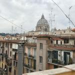 Stanza indipendente Vaticano, Rome