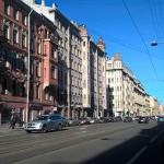 Apartments on 12-ya liniya V.O.,  Saint Petersburg
