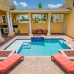 Excitement Five-Bedroom Reunion Pool Home, Kissimmee