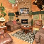 Hakuna Matata Two-Bedroom Cabin,  Pigeon Forge