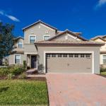 Champions Gate - Five-Bedroom Home 216310, Kissimmee