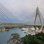 Anzac Bridge views - Sydney at your doorstep, Sydney