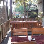 The Chill Inn Restaurant & Luxury Hut's, Canacona