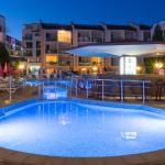 Sun City Hotel, Sunny Beach