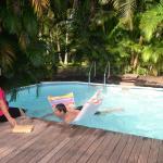 Natura Vaiana Pool House,  Avarua