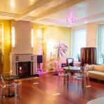 Art Deco style apartment, Vilnius