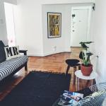 Cool Design Apartment In Barrio Lastarria,  Santiago