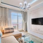 Golden Sea view Apartment, Odessa